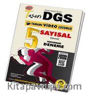 2021 DGS Sayısal (Matematik) Video Çözümlü 5 Performans Deneme