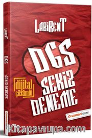 DGS Labirent Sekiz Deneme Dijital Çözümlü