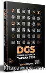 2021 DGS Türkçe-Matematik Çek Kopart Yaprak Test