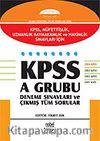 KPSS A Grubu Deneme Sınavaları ve Çıkmış Tüm Soruları