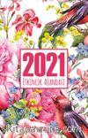 2021 Akademik Ajanda - Gül Bahçesi