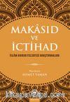 Makasıd ve İctihad & İslam Hukuk Felsefesi Araştırmaları