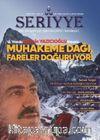 Seriyye İlim, Fikir, Kültür ve Sanat Dergisi Sayı:26 Şubat 2021