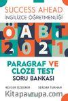 ÖABT 2021 İngilizce Öğretmenliği Paragraf ve Cloze Test Soru Bankası