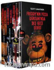 Freddy'nin Pizza Dükkanı'nda Beş Gece (3'lü Set)