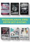 Programlamaya Giriş Eğitim Seti (6 Kitap)