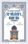 Te'vilatül Kur'an Tercümesi 4