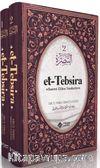 Et Tebsira (2 Cilt Takım) & Basiret Ehline Nasihatler