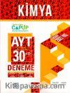 AYT Kimya 30x13 Up Deneme