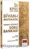 2021 KPSS Genel Yetenek Divanı Matematik Tamamı Çözümlü Soru Bankası