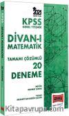 2021 KPSS Genel Yetenek Divanı Matematik Tamamı Çözümlü 20 Deneme