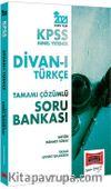 2021 KPSS Genel Yetenek Divanı Türkçe Tamamı Çözümlü Soru Bankası