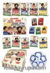 Efsane Futbolcular Kutulu Set (5 Kitap Takım- Futbol Topu Hediyeli)