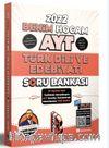 2022 AYT Türk Dili ve Edebiyatı Soru Bankası