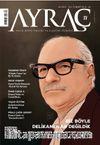 Ayraç Aylık Kitap Tahlili ve Eleştiri Dergisi Sayı:77 Mart 2016