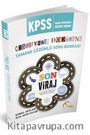 KPSS Son Viraj Coğrafyanın Doktrini Tamamı Çözümlü Soru Bankası