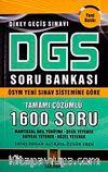 DGS Soru Bankası Tamamı Çözümlü 1600 Soru