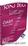 Son Dem ÖABT Türk Dili ve Edebiyatı 7'li Çözümlü Deneme Kitabı
