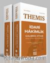 Themis İdari Hakimlik & Çalışma Kitabı (2 Cilt)
