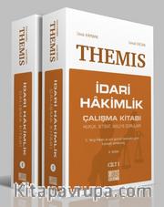 Themis İdari Hakimlik <br /> Çalışma Kitabı (2 Cilt)