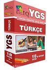 BİL IQ YGS Türkçe 18 VCD + Kitap