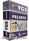 BİL IQ YGS Felsefe 18 VCD + Kitap