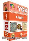 BİL IQ YGS Tarih 17 VCD + Kitap