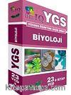BİL IQ YGS Biyoloji 23 VCD + Kitap