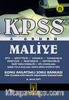 KPSS A Grubu Maliye Konu Anlatımlı Soru Banksı