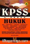 KPSS A Grubu Hukuk Konu Anlatımlı Soru Bankası