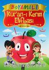 Boyamalı Kur'an-ı Kerim Elifbası