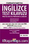 İngilizce Test Kılavuzu