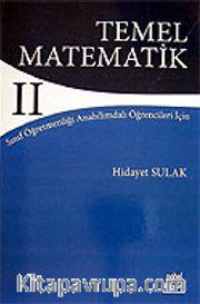 Temel Matematik 2 (Hidayet Sulak)