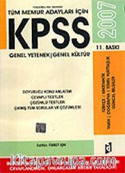 KPSS 2007 Tüm Memur Adayları İçin/Genel Kültür-Genel Yetenek