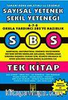 SBS Tek Kitap 6-7-8 Tamamı Çözümlü ve Konu Anlatımlı