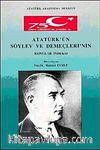 Atatürk'ün Söylev ve Demeçleri'nin Konular İndeksi