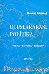 Uluslararası Politika/İlkeler-Kavramlar-Kurumlar