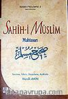 Sahih-i Müslim Muhtasarı (3 Cilt Takım)