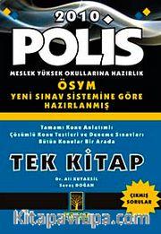 Tek Kitap - Polis Meslek Yüksek Okullarına Hazırlık