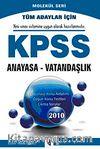 2010 KPSS Anayasa Vatandaşlık Konu Anlatımlı Molekül Seri