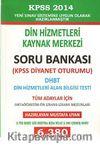 2014 KPSS Din Hizmetleri Alan Bilgisi Testi ( Dhbt )( Mbsts )Soru Bankası