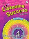 Listening Success 4 with Dictation +MP3 CD
