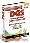 2012 DGS Tamamı Çözümlü Çıkmış Sorular (2000-2012)