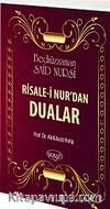 Risale-i Nur'dan Dualar (Karton Kapak)(cep boy) (Kod: 1028)