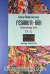 Ferahu'r-Ruh/ Muhammediye Şerhi 9-10