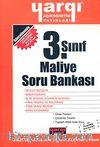 AÖF 3. Sınıf Maliye Soru Bankası