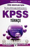 2010 KPSS Türkçe Soru Bankası / Molekül Seri