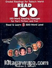 Read Learn-3: Graded Readings for Today's World Read 100