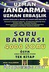 Uzman Jandarma Uzman Erbaşlık Soru Bankası 4000 Soru
