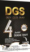 2014 DGS 4 Fasikül Deneme Sınavı
